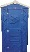 Мобильная туалетная кабина Экогр Ecostyle от Экобалтики